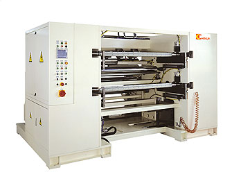 Optical Film Slitting & Rewinding Machine