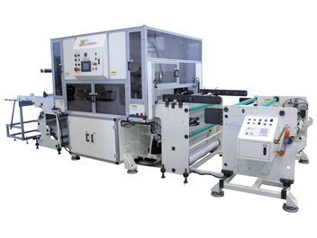Diffuser Film Die Cutting Presses